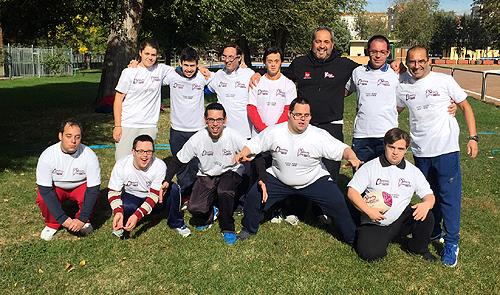 Integrandes, nuevos Hidalgos del Quijote Rugby Club