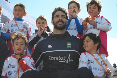 Los Quijotes, en el Festival Internacional de Rugby