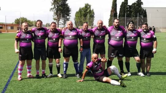 El VIII del Asno en el Fat Rugby