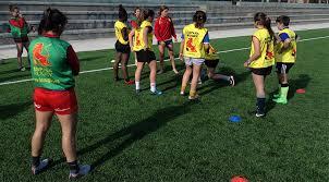 Leonas 7s con el Rugby Inclusivo