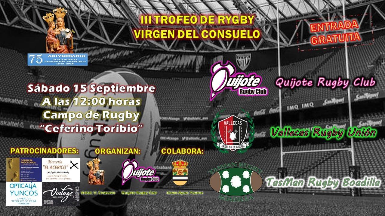 Torneo Virgen del Consuelo en Yuncos