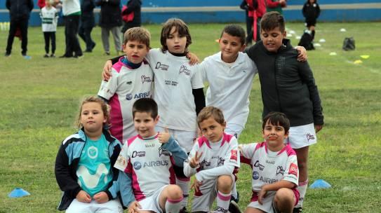 Triangular de escuelas en el «Ceferino Toribio» de Yuncos