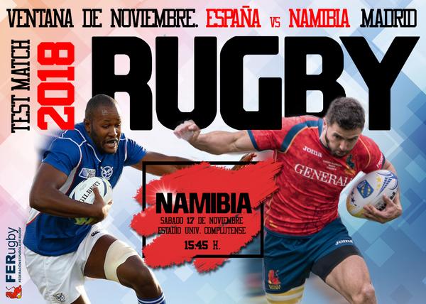 Los Hidalgos acompañarán a nuestros Leones contra Namibia.