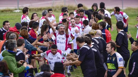 Crónica: II encuentro de rugby inclusivo