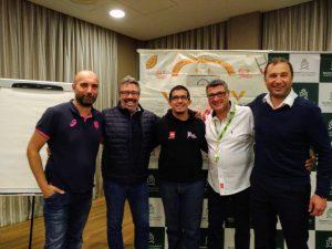 Formación de entrenadores con Rugby Spain