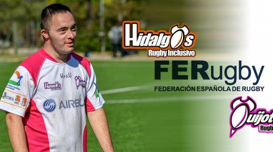Los Hidalgos en la Federación Española de Rugby