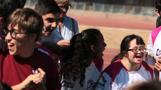 Encuentro Nacional de Rugby Inclusivo (MIXAR) con nuestros Hidalgos