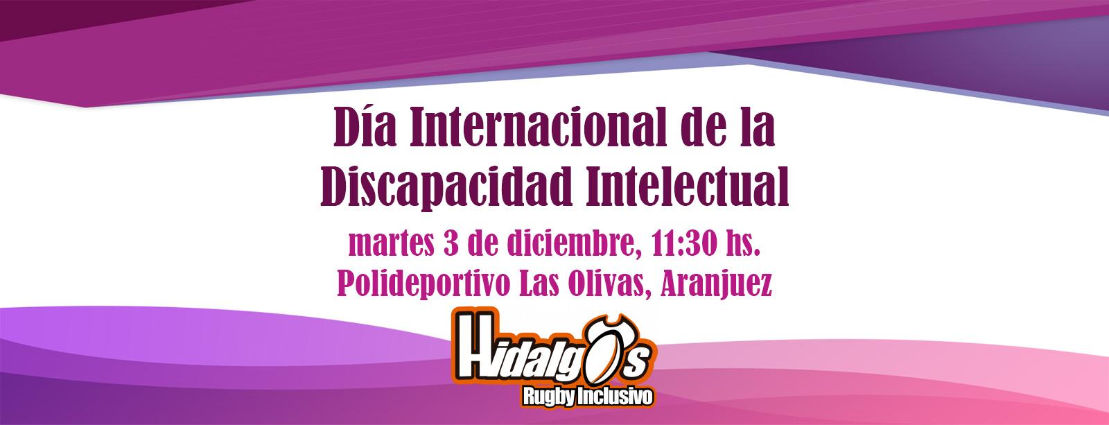 Quijote RC y el Día Internacional de la Discapacidad Intelectual