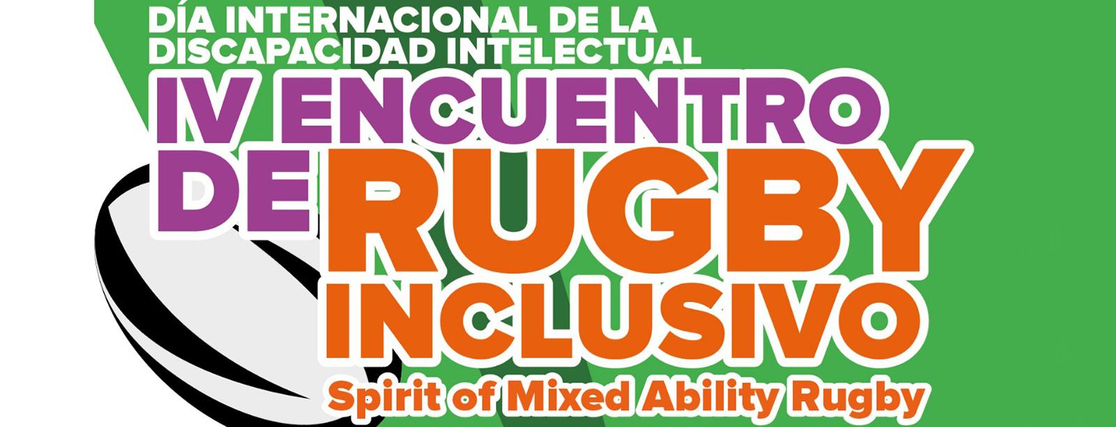 IV Encuentro de Rugby Inclusivo en el Campo de Quijote RC