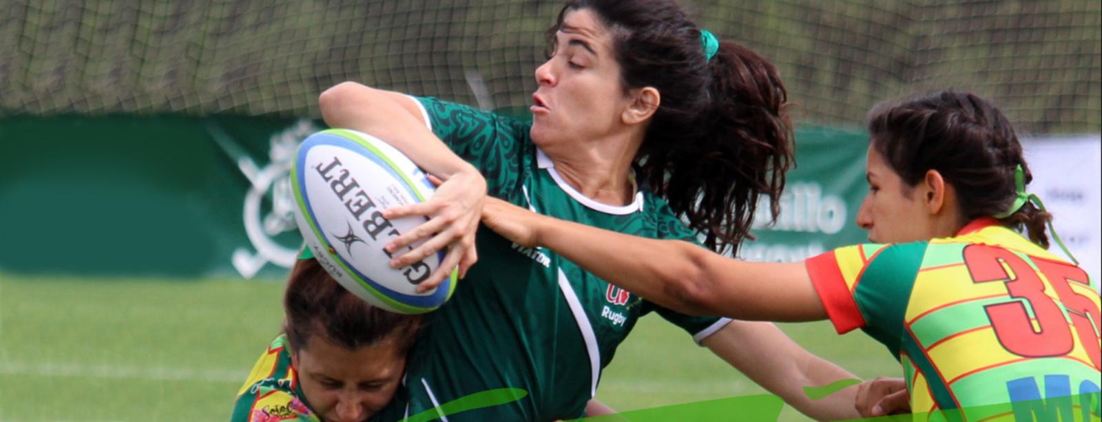Encuentro de Rugby Seven Femenino en Yuncos