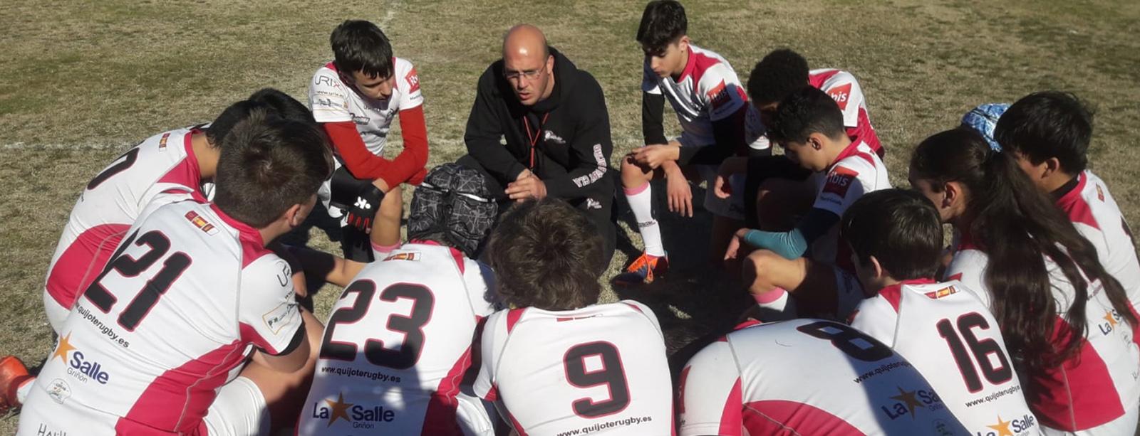 Sábado de sol y rugby para los M12, M14 y M16