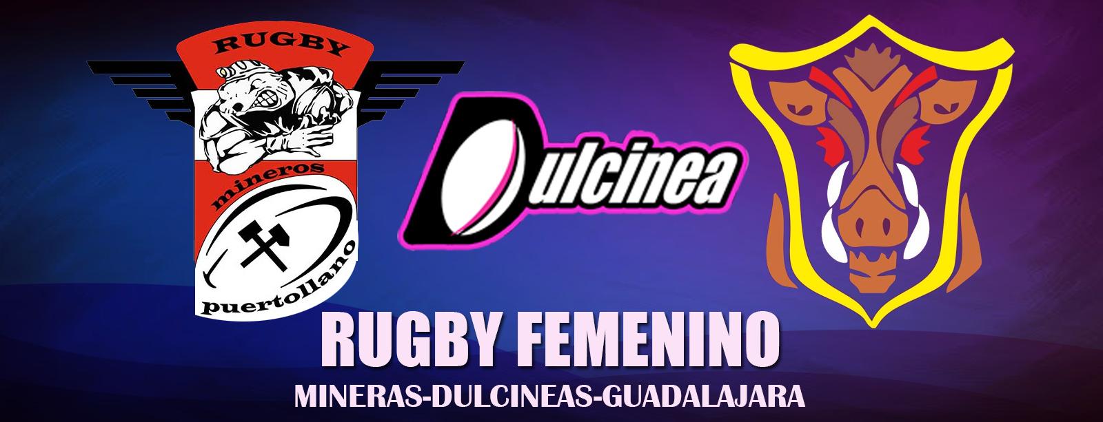 Gran encuentro de Rugby Femenino en Yuncos