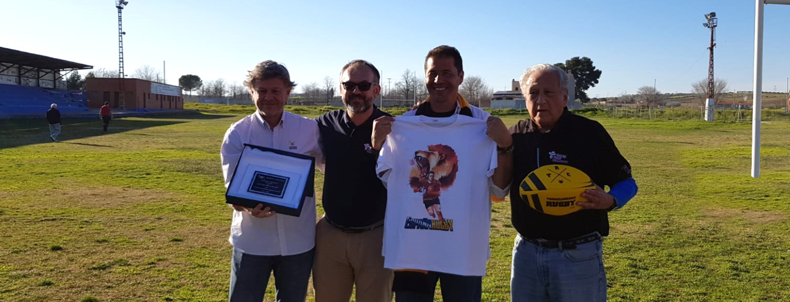 Ruck'n Roll T-Shirt y el Rugby Inclusivo