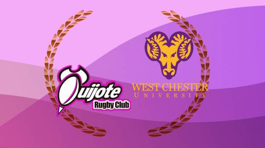 El Quijote Rugby Club recibe al West Chester University
