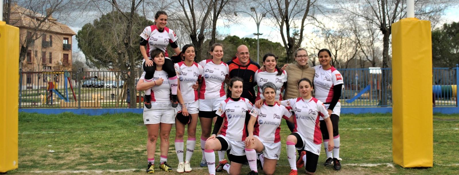 Gran victoria de las Dulcineas frente a las Jabalinas de Guadalajara