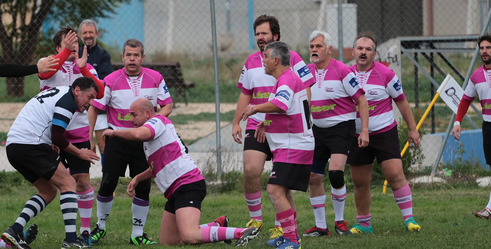 Planes para un sábado de rugby en el Quijote RC