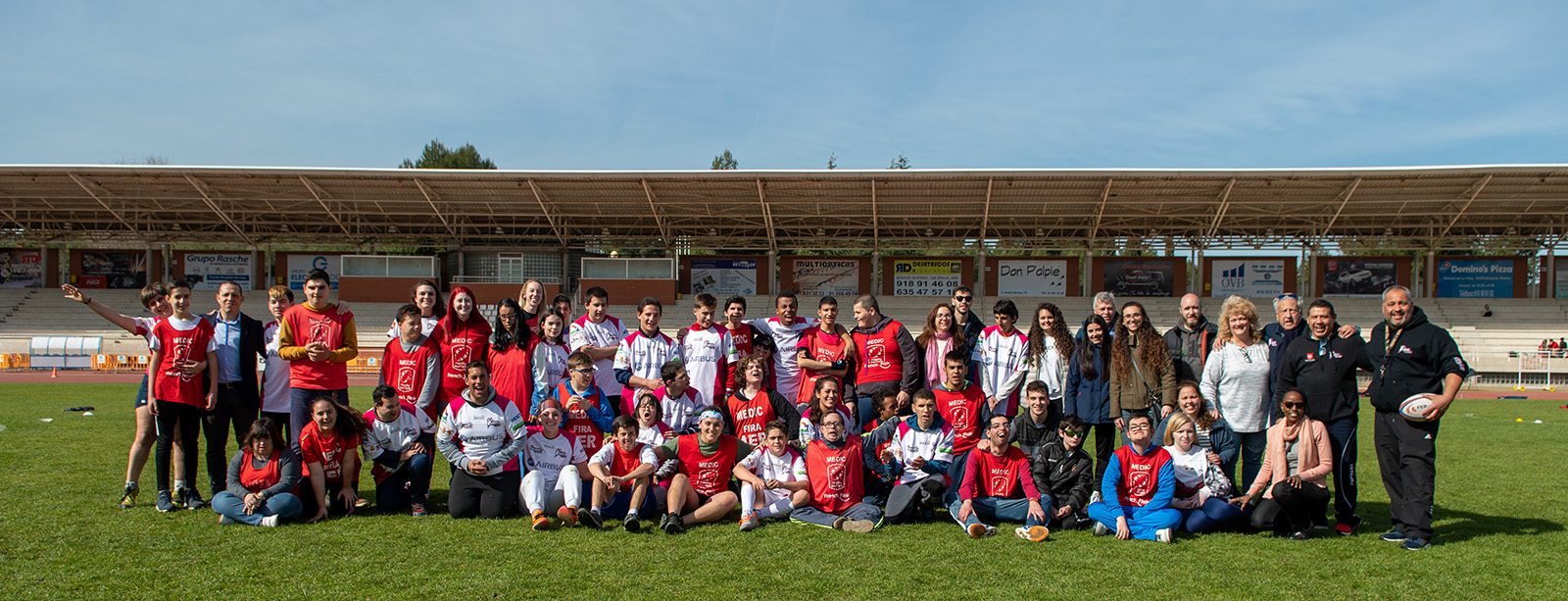 West Chester University visita al Quijote Rugby Club