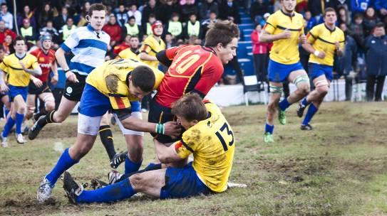 Campeonato de Europa de Rugby Sub-18. Nuestro recuerdo a 8 años de la gesta.