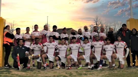 El Equipo Senior del Quijote Rugby Club se consagra Campeón de Tercera Regional de la Federación de Rugby de Madrid