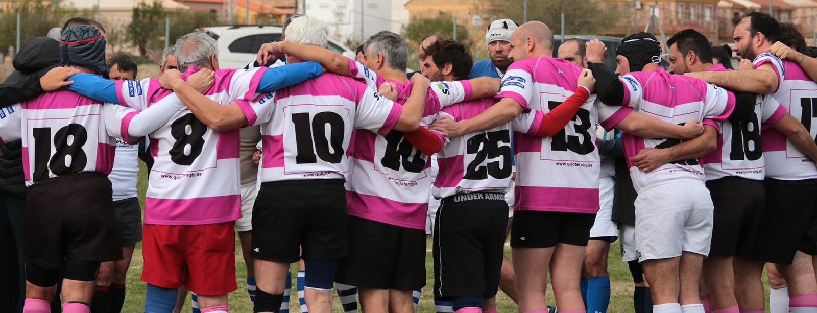 XIII Aniversario de Quijote Rugby Club