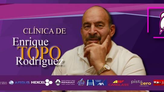 Clínica de scrum de Enrique Topo Rodríguez para Quijote Rugby Club