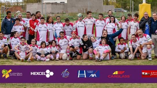 Jornadas de Rugby Inclusivo e Integración Social organizadas por Quijote RC