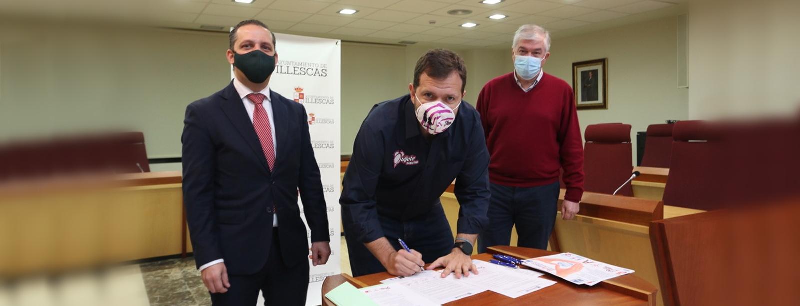 HacHe lanza una campaña de seguros solidarios para cinco asociaciones de Illescas