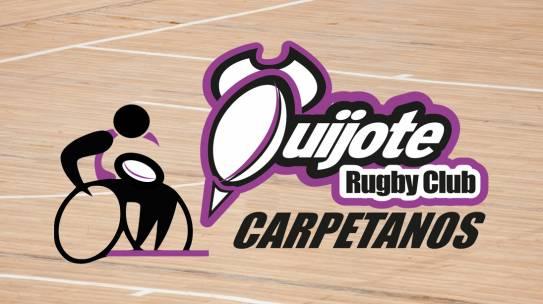 Amplia cobertura mediática para la presentación del nuevo equipo de rugby quad del Quijote RC