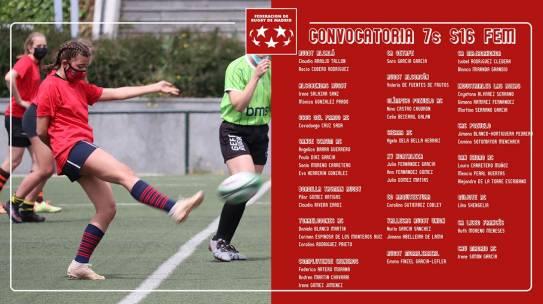Una Dulcinea en la Selección Madrileña Femenina de Rugby Seven