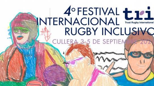 Los Hidalgos en el IV Festival Internacional de Rugby Inclusivo Cullera 2021
