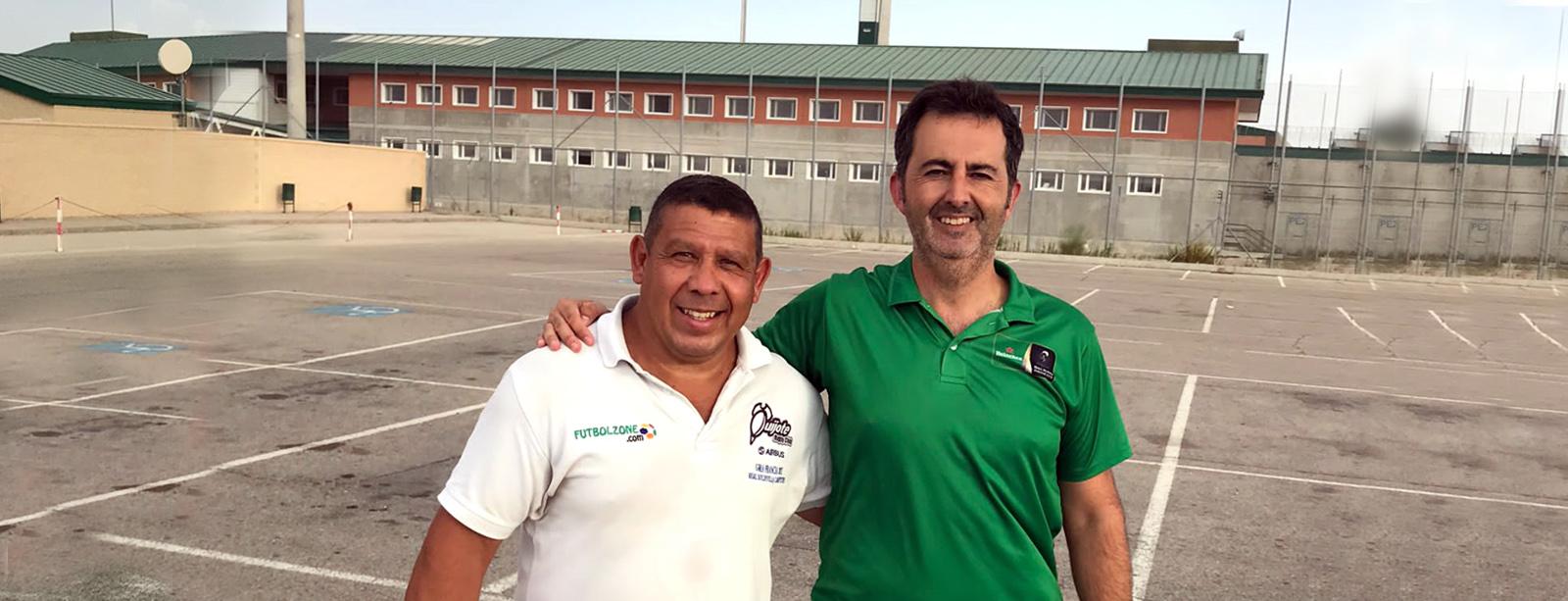 Rugby carcelario e inclusión deportiva: El Quijote RC en el Centro Penitenciario Madrid VII de Estremera