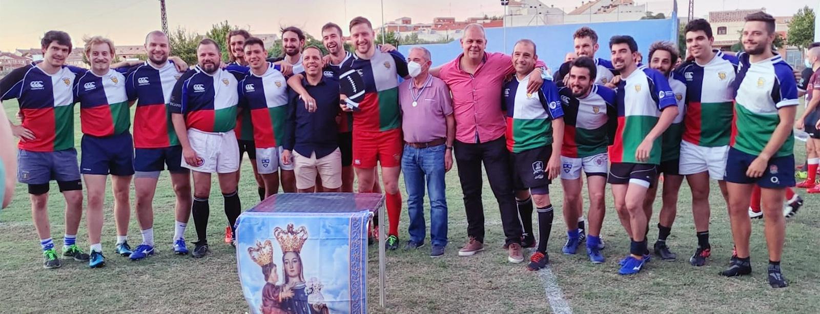 Crónica del Trofeo Virgen del Consuelo de Rugby