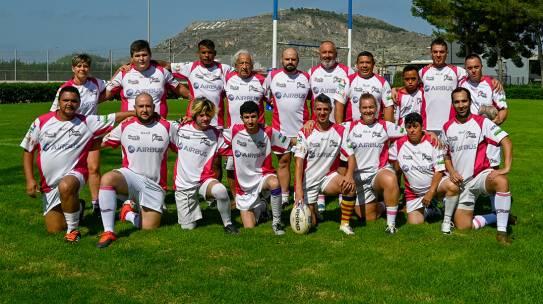 Fin de semana con amigos en el IV Festival Internacional de Rugby Inclusivo