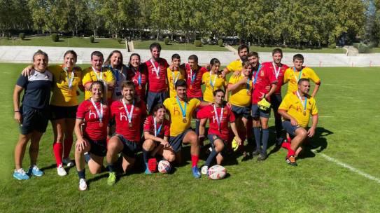 Los Hidalgos en los Juegos Inclusivos del Comité Olímpico y el Comité Paralímpico Español